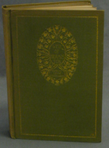 Weir of Hermiston, 1st ed., 1896, published by Charles Scribner's & Sons