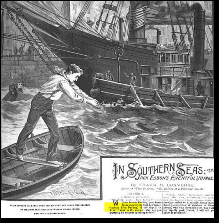 Golden Argosy. New York, Saturday, June 11, 1887