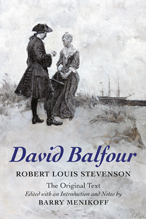 David Balfour front cover